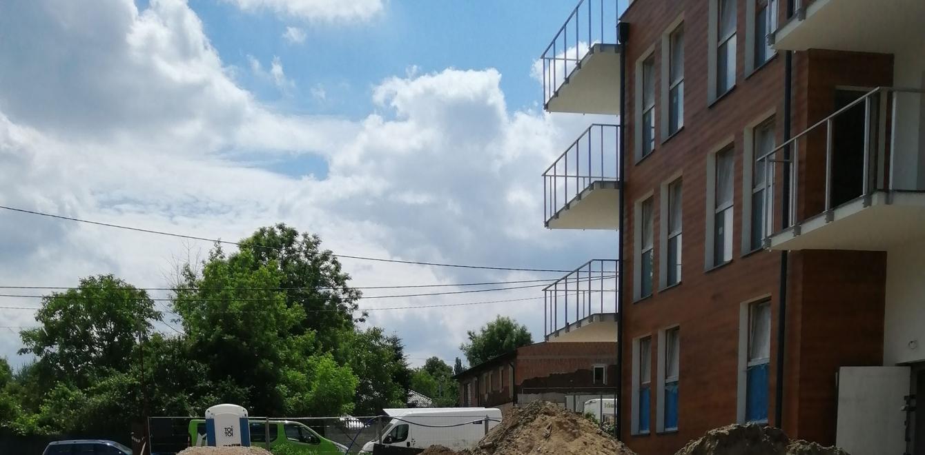 Postęp budowy 06.2020