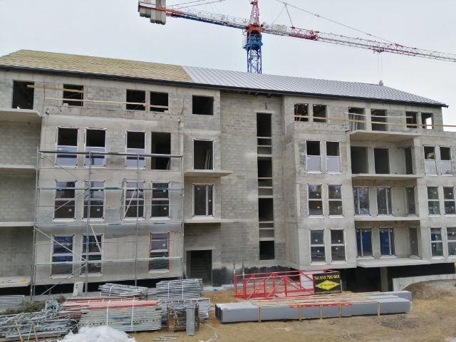 Postęp prac budowlanych - Listopad 2019