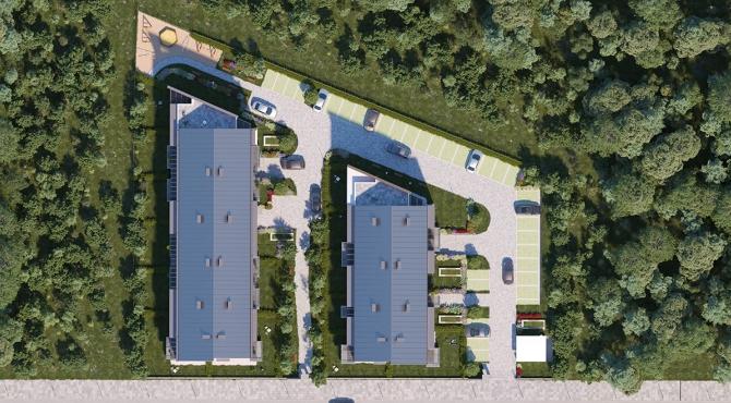Pozwolenie na budowę dla Madey Development spółka z ograniczoną odpowiedzialnością 2 sp.k.
