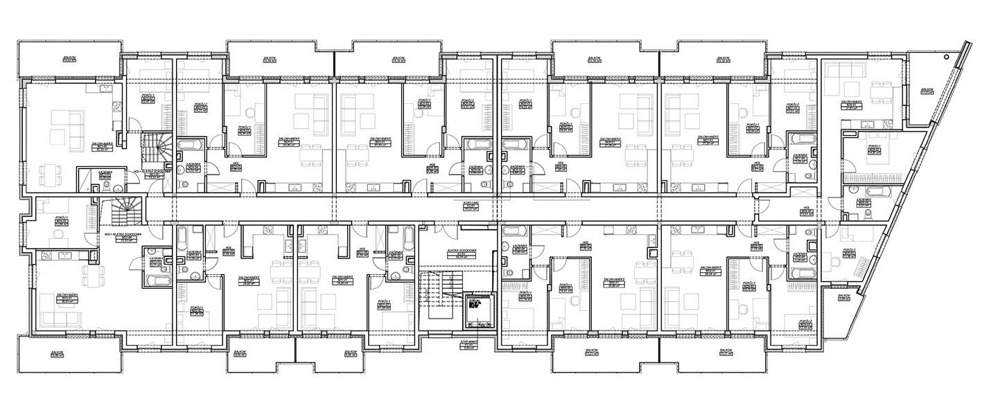 Finansowa 100 - Budynek A - Piętro 2