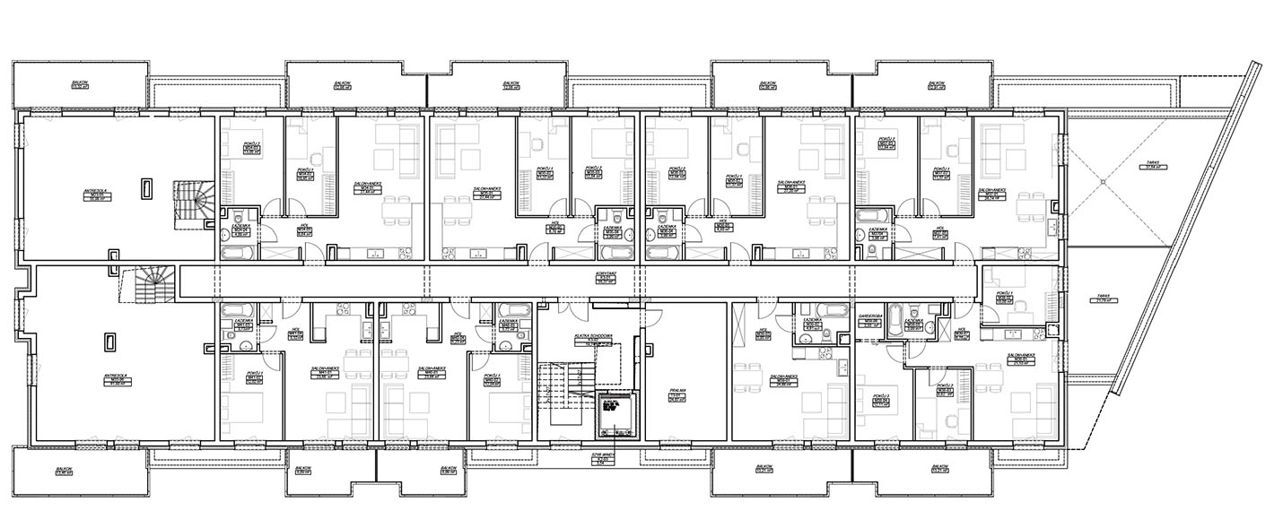Finansowa 100 - Budynek A - Piętro 3