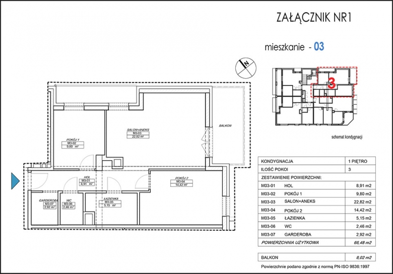 Mieszkanie 03