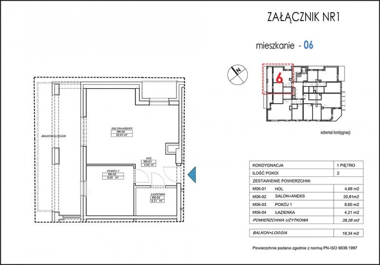 Mieszkanie 06