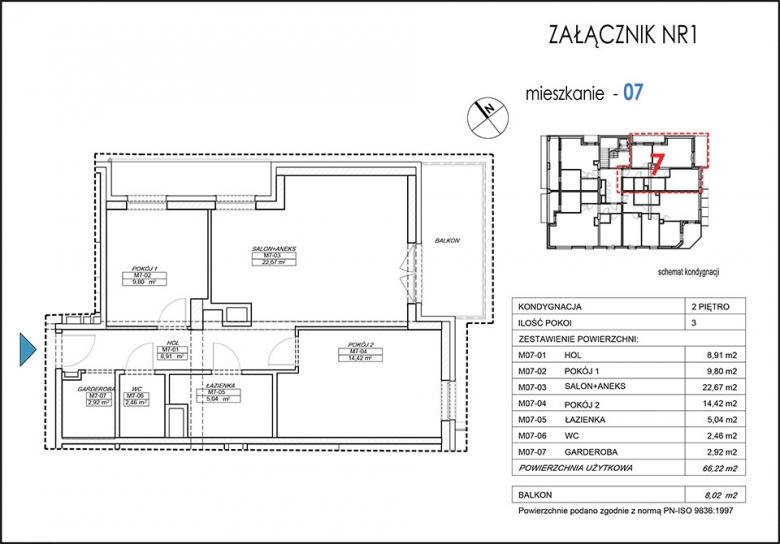 Mieszkanie 07