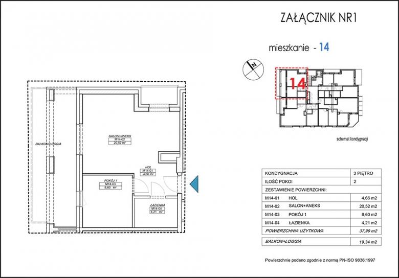 Mieszkanie 14