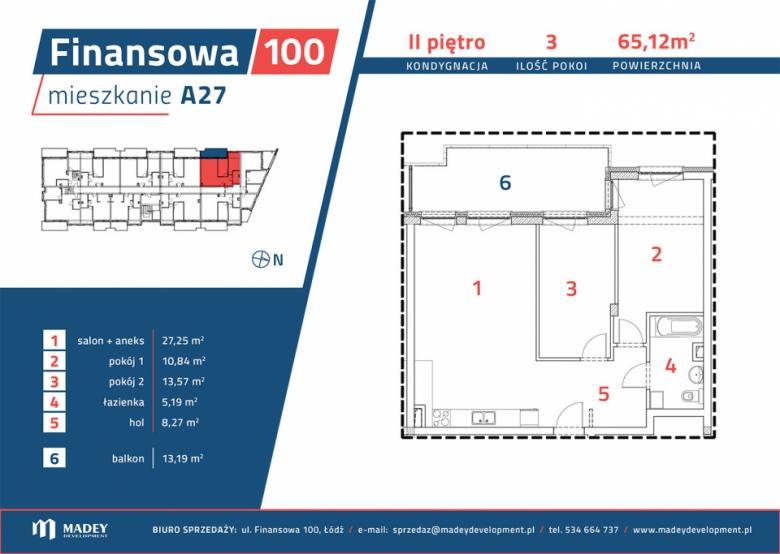 Mieszkanie A27