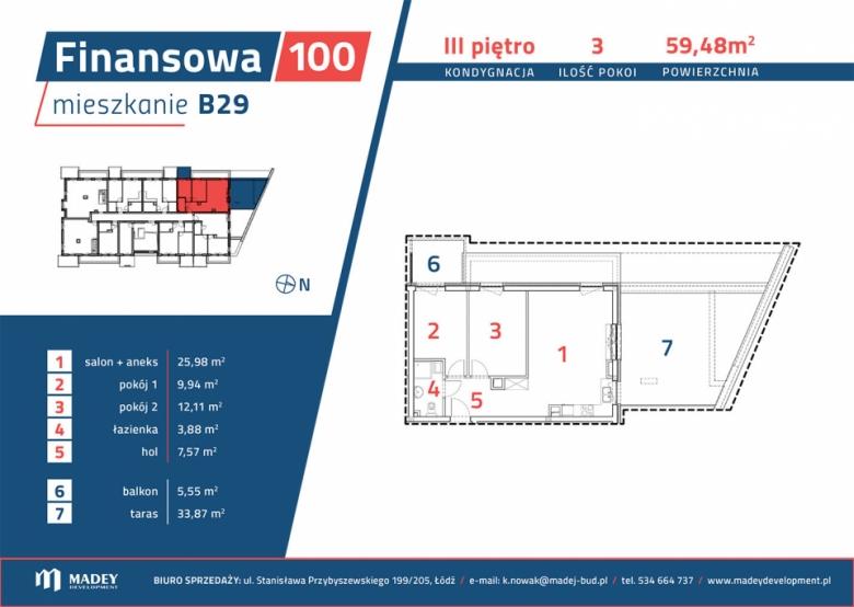 Mieszkanie B29