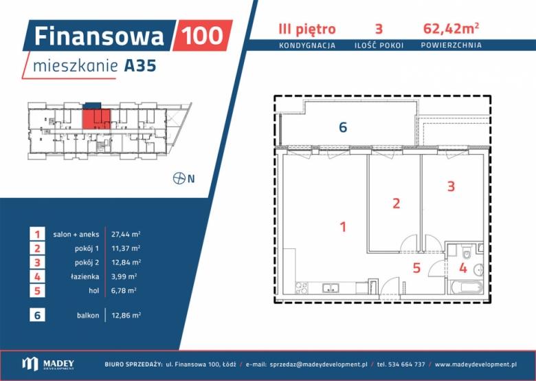 Mieszkanie A35