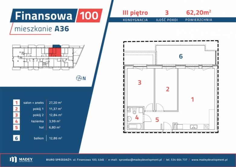 Mieszkanie A36