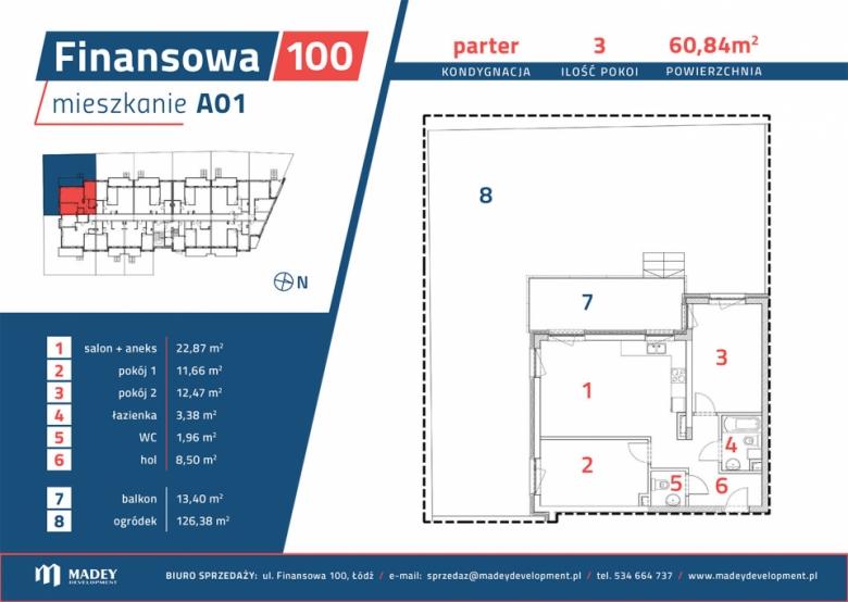 Mieszkanie A01