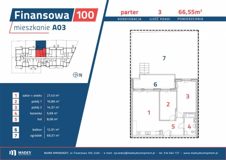 Mieszkanie A03