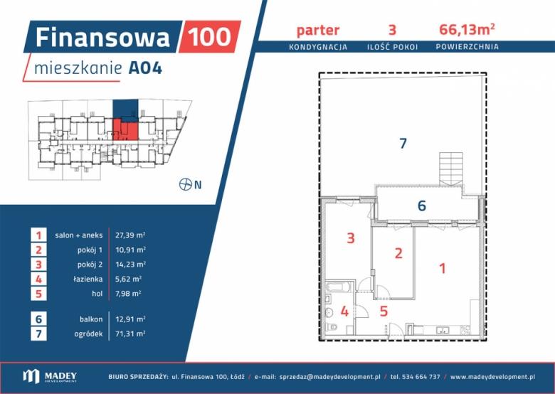 Mieszkanie A04