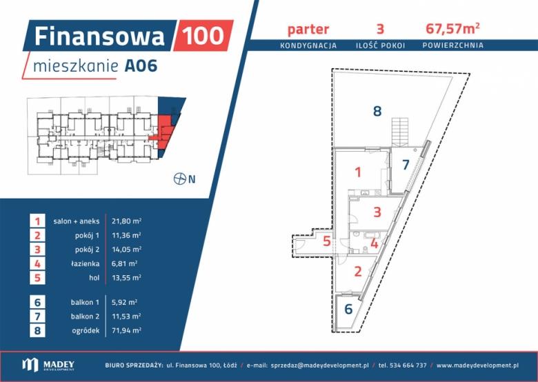 Mieszkanie A06