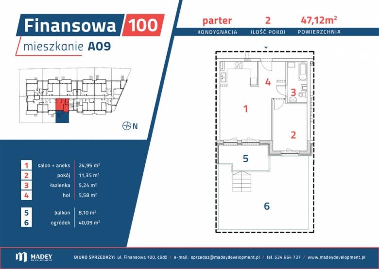 Mieszkanie A09
