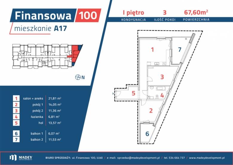Mieszkanie A17