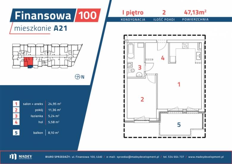 Mieszkanie A21