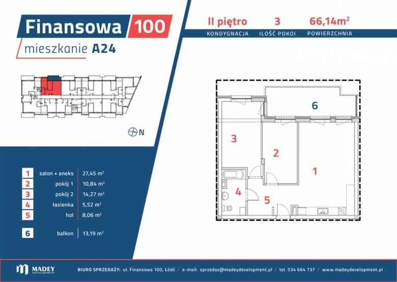 Mieszkanie A24