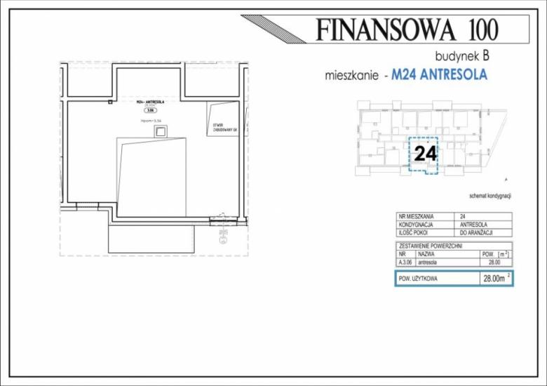 Mieszkanie B24