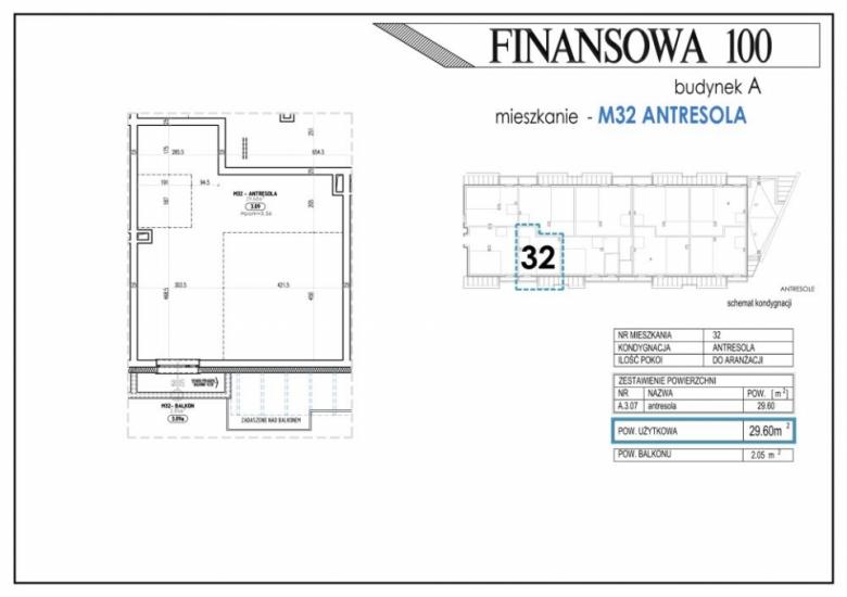 Mieszkanie A32